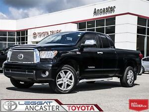 2013 Toyota Tundra PLATINUM 5.7L V8 4X4 DOUBLE CAB ONLY 53828 KM
