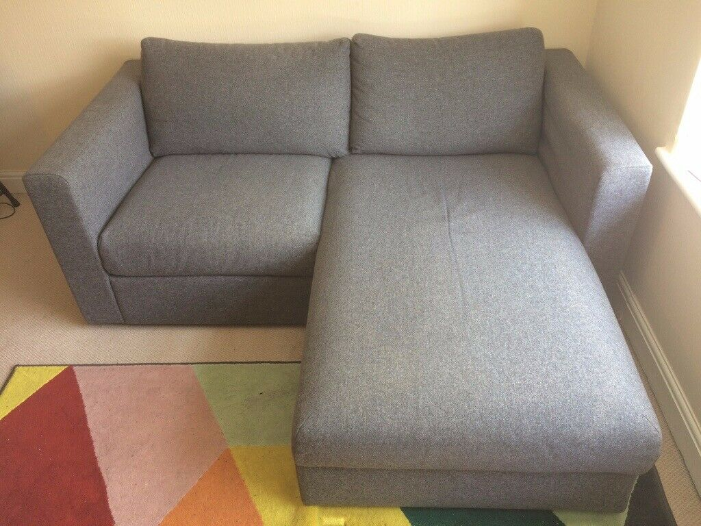 Groovy Ikea 2 Seater Vimle Sofa With Chaise Longue Section In Sutton London Gumtree Inzonedesignstudio Interior Chair Design Inzonedesignstudiocom