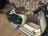 Lambretta Ld 1956
