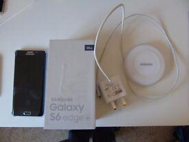 Samsung Galaxy S6 Edge Plus 32gb G928F Unlocked with extras