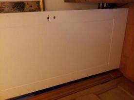 8 Premdor 1 panel fire door white FD 30 / 62.5