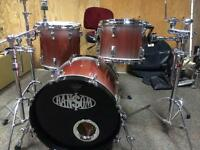 Vintage Tama Superstar kit w/Yamaha snare for sale