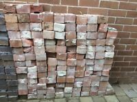 Free Reclaimed Normington Brick Company A Sorted Bricks approximately 100