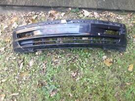 Bmw e46 free front damaged bumper