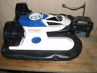 Radio controlled hoover craft