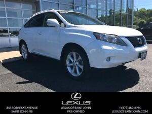 2011 Lexus RX 350 TOURING PACKAGE