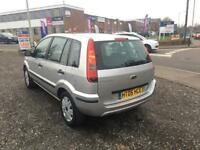 Ford Fusion 1.6 3 5dr