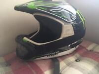 o'neal monster energy Mx enduro helmet