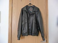 LEATHER JACKET by GV Italiana Mode