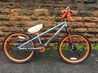 NEW Zombie Airbourne 24-Inch Jump Trail Stunt Bike RRP £265