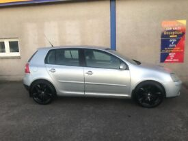 Volkswagen Golf GT tdi 4 motion