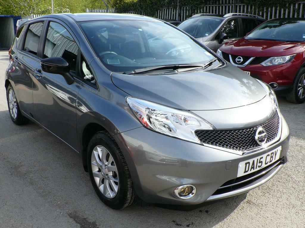 nissan note 1 5 dci acenta premium 5dr 2015 in chester cheshire gumtree. Black Bedroom Furniture Sets. Home Design Ideas