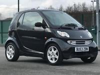 2003 (Oct 53) SMART CITY-COUPE 0.7 PULSE FORTWO - Coupe 2 Door - AUTO - Petrol - BLACK *MOT/PX/CHEAP