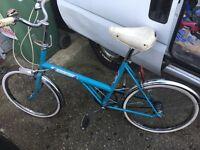 Vintage 1970s bike