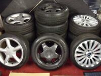 Garage clearance Ford Escort RS. alloys etc .Fiesta ka.