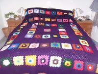 Crochet Blanket for double bed