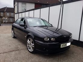 Jaguar SPORT XS 2005 - Black, Diesel, Manual - Guaranteed to put a Smile on your Face!...