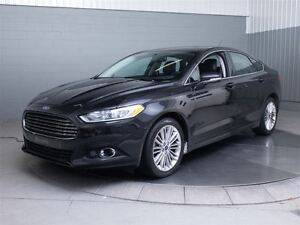 2013 Ford Fusion SE ECOBOOST MAGS TOIT CUIR NAVI