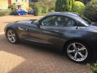 BMW Z4 18i M sport Convertible 2014 **VERY LOW MILES** Immaculate condition 2.0l Turbo