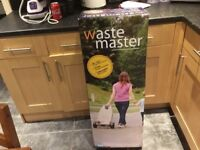 Brand new still boxed wastemaster never used