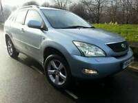 LEXUS RX300 SE 3.0 V6 2004 54'REG*NEW SHAPE*FSH*MINT CONDITION*#4X4#X3#GS#JEEP#X5#IS