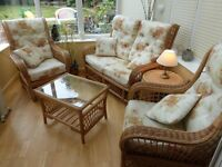 Conservatory furniture set (5 piece)