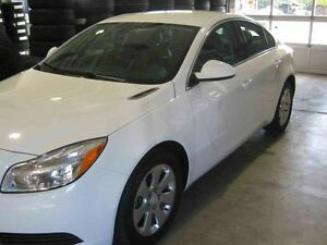 2012 BUICK REGAL canadian confort type