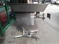 COMMERCIAL CATERING KITCHEN 32 SIZE NELLA MEAT MINCER 3 PHASE ELECTRIC BUTCHER BBQ KEBAB RESTAURANT