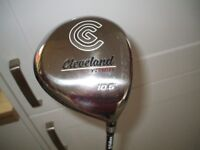 AS NEW CLEVELAND TI 460 DRIVER