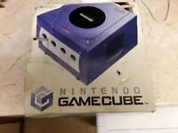 Nintendo GameCube. Boxed.
