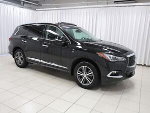 2016 Infiniti QX60 TOURING PACKAGE WITH NAVIGATION, 360 CAMERA ,