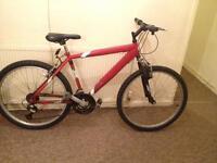 Mens Mountain Ridge Bike