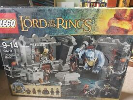 Lego Lord of The Rings Mines of Moria