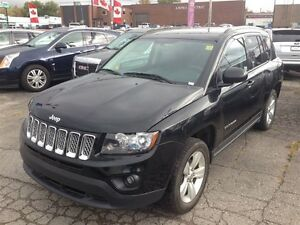 2014 Jeep Compass Sport/North * AWD * LEATHER London Ontario image 3
