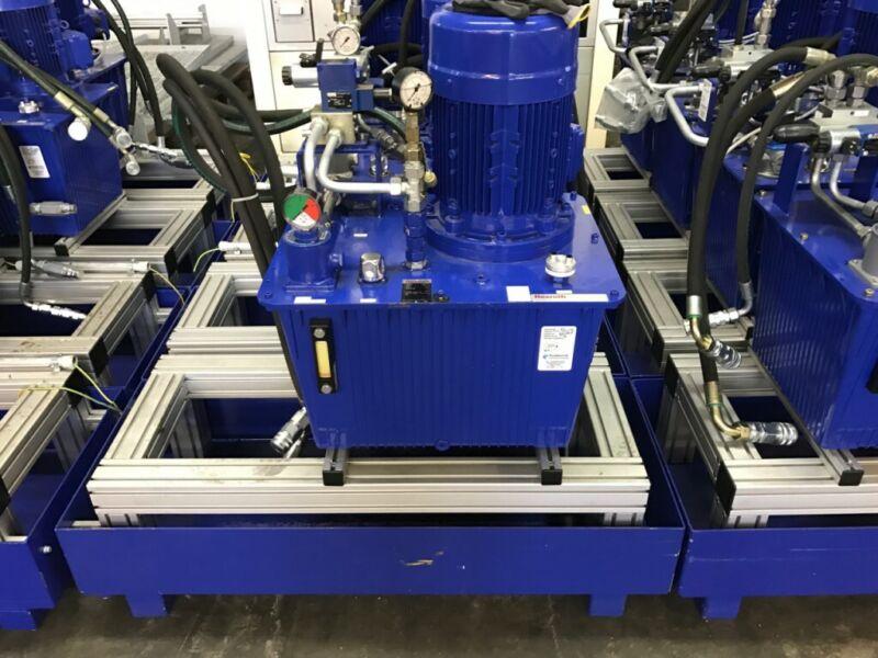 Rexroth - Hydraulic Pump Hydraulic Pump - 120 bar ABSKG-60AL9/VGF2-016/132S