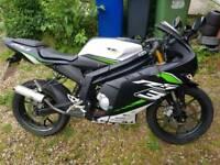 Rieju RS3 Pro 50cc