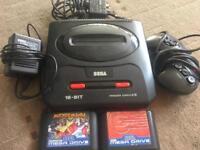 Sega mega drive 16 bit