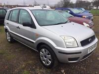 Ford Fusion 1.4 TDCI.. 04 Plate.. 1 Owner..