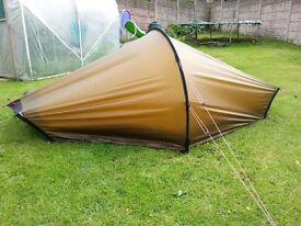 Hilleberg Akto 4 season tent ,Sand colour