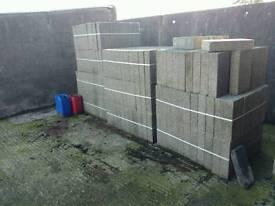210 Concrete building blocks