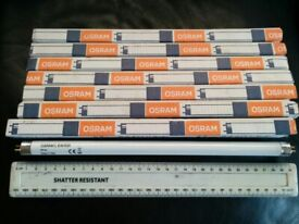 Osram L 8W/535 BASIC WHITE FLUORESCENT 380 LIGHTS X 7 tubes