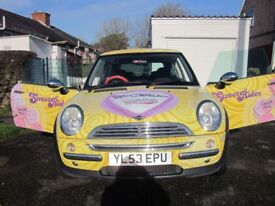 Lovely Mini One 1.6 Petrol - Full Mini Service History, Low miles, ABSOLUTE BARGAIN PRICE