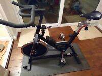 Aerobic Training/Spin Cycle (V-fit SC1-P)