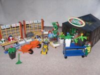 Playmobil Garden Centre and Flora Shop