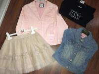 Girls Designer Clothes Bundle Age 5-6 Immaculate