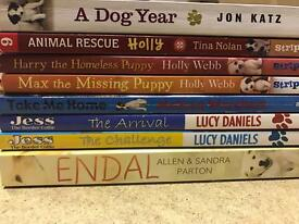 Range of Dog Related Books (Suitable for Children)
