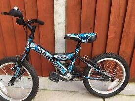 16 inch Boys Pro bike