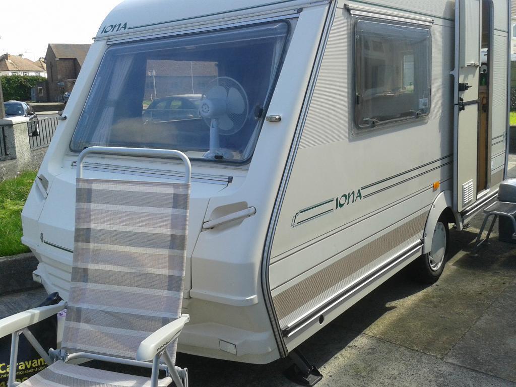 Used Caravans for Sale for sale in Penarth, Vale of Glamorgan ...