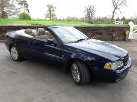 Volvo C70 t Gt convertible 2.0 manual