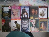 17 Dvd's For Sale